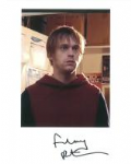 Finlay Robertson - Doctor Who BLINK 10 x 8 Genuine Signed Autograph 8210